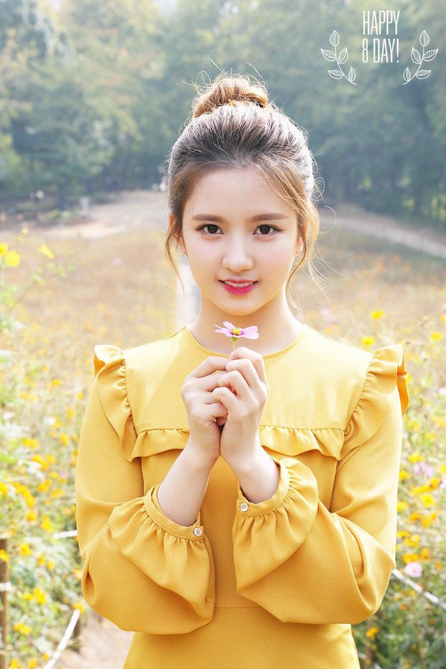 gugudanメンバー人気5位のサリー