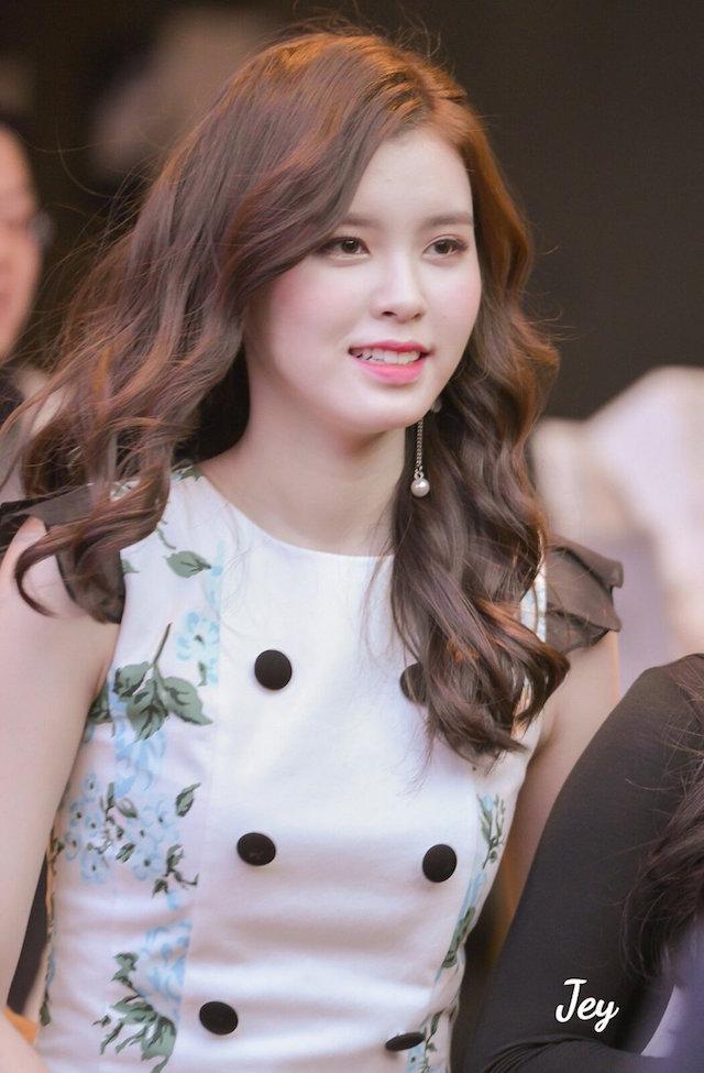 gugudanメンバー人気8位のソイ