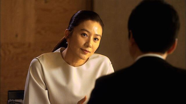 ドラマ『密会』でヘウォンを演じるキムヒエ