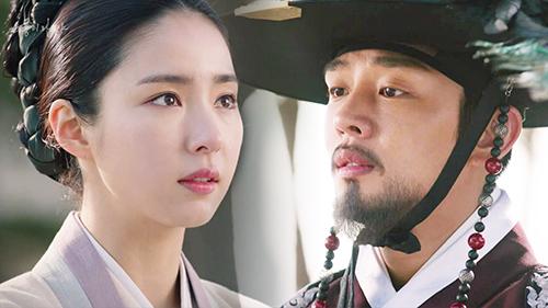 叶わぬ恋をするイバンウォンとプニ