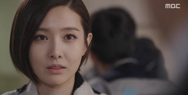 キムユリ演じるハンチェヨン