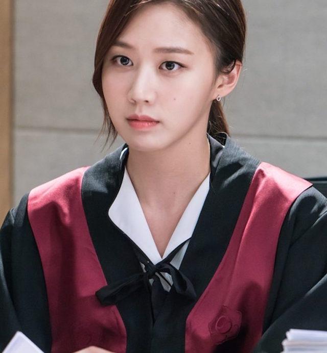 シン・ヒミン役のコ・ソンヒ