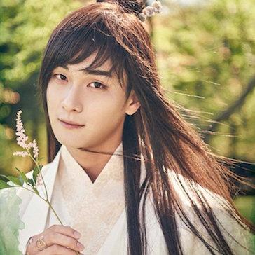 ヨウル役のチョユヌ