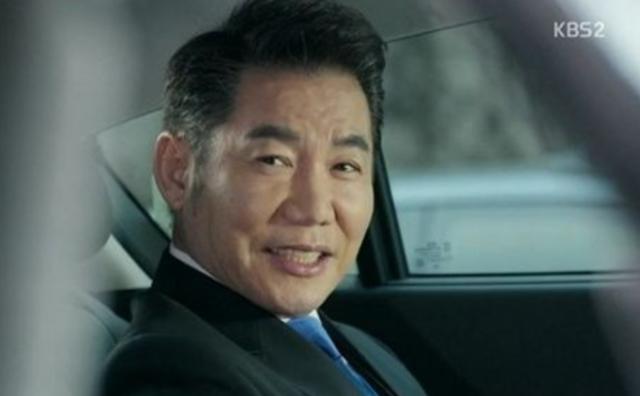 キムムンシク役のパクサンウォン