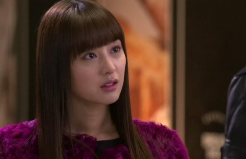 ラヘル役のキムジウォン