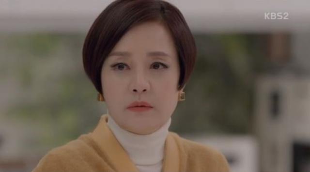 ベッキ役のチャンミヒ