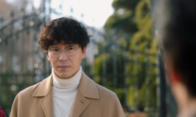 べッキュン博士役のオムギジュン