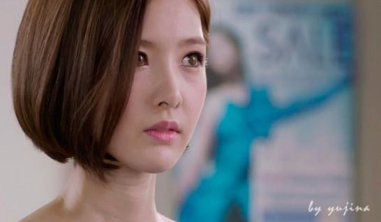 イリョン役のキムユリ