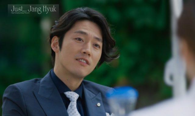 イゴン役のチャンヒョク