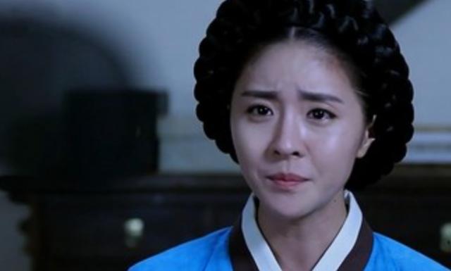 ユンウォル役のチンイェソル