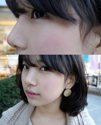 鼻の整形を疑われた学生時代のペスジ