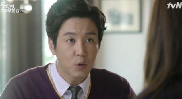 ウチョル役のチェウォニョン