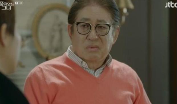 テドン役のキムヨンゴン
