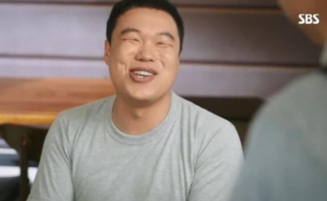 ドクス役のチョヒョンシク