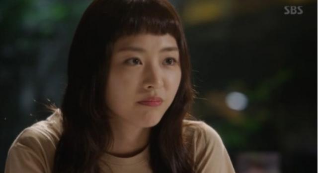 ジョンウォン役のイヨニ