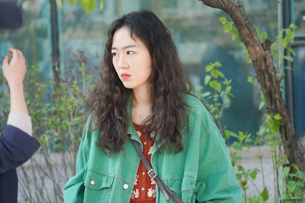ジェイン役のチュミンギョン