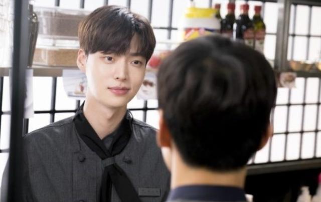 ミンジュン役のアンジェヒョン