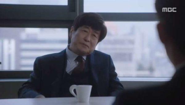 ヨングク役のキムチャンワン