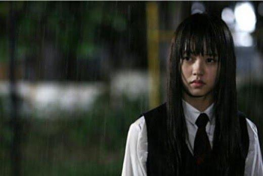 『会いたい』でイスヨンが雨の中涙を流すシーンのヒキ