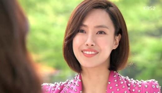 ヨナ役のキムユンソ