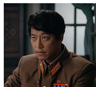 チョ・チョルガン役のオ・マンソク