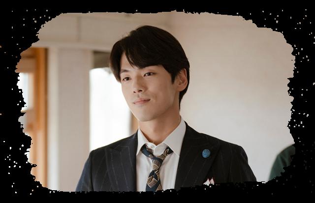 ク・スンジュン役のキム・ジョンヒョン