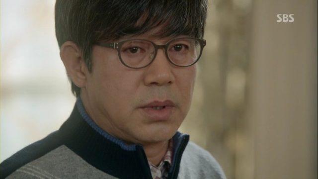 チャン・ソン役のキム・ギュチョル