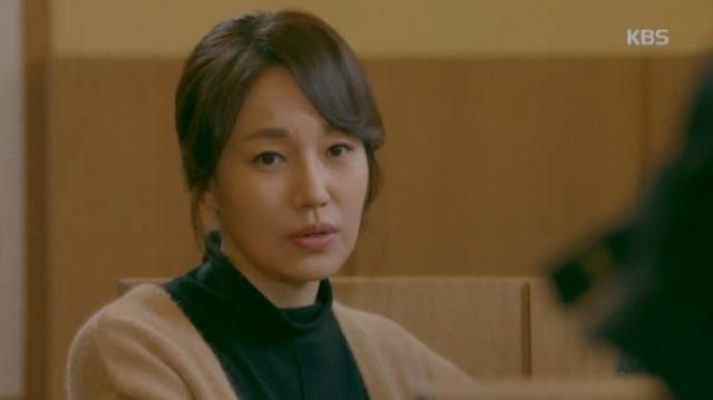 シン・ヨンオク役のチン・ギョン