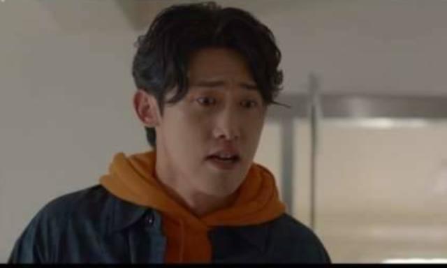 テヒョン役のミンジヌン