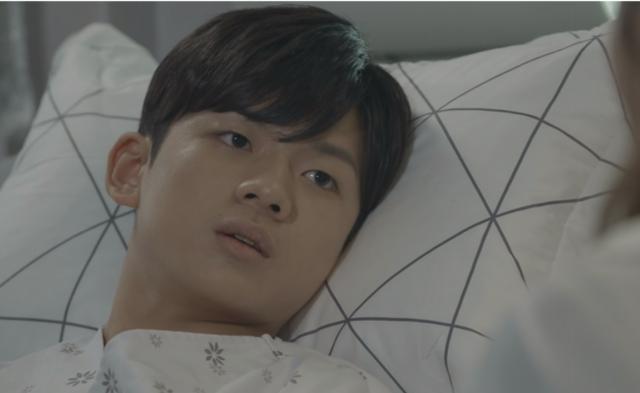 ヒョヌ役のワンソクヒョン