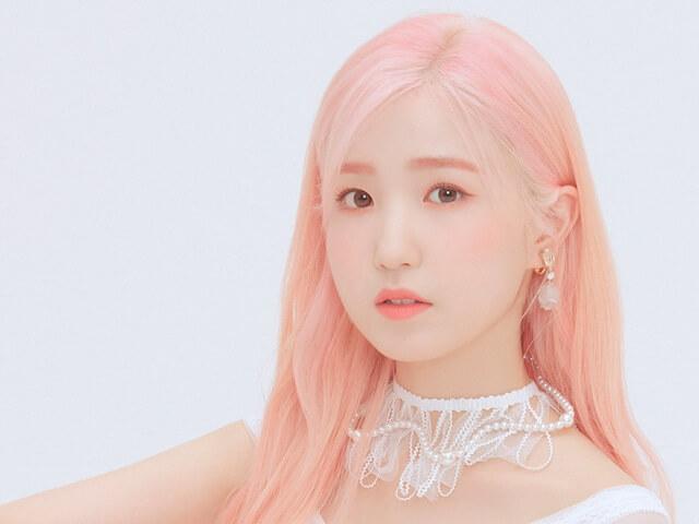 本田仁美のピンクの髪型