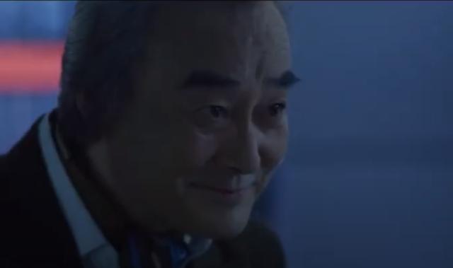 ぺク会長役のナムミョンリョル