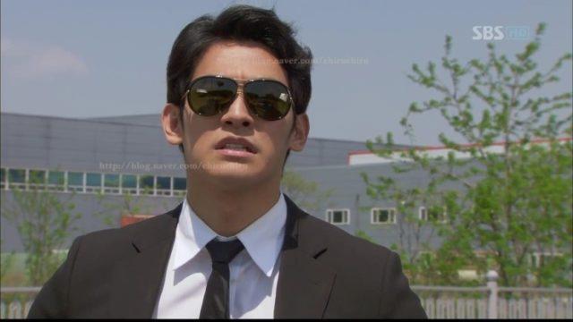 ウ・ヨンスル役のチョン・ソグォン