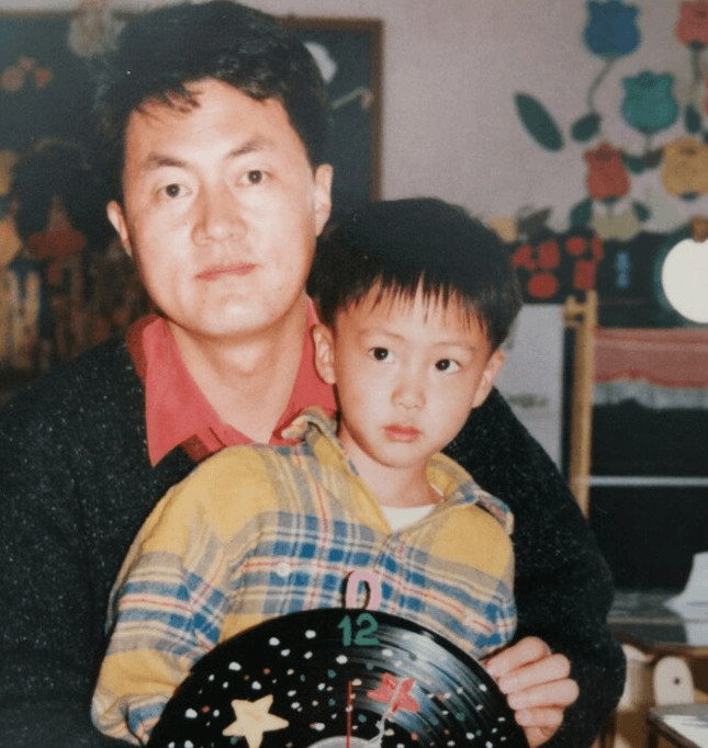 BTSジンの父親