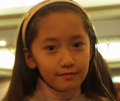幼少期のユナ