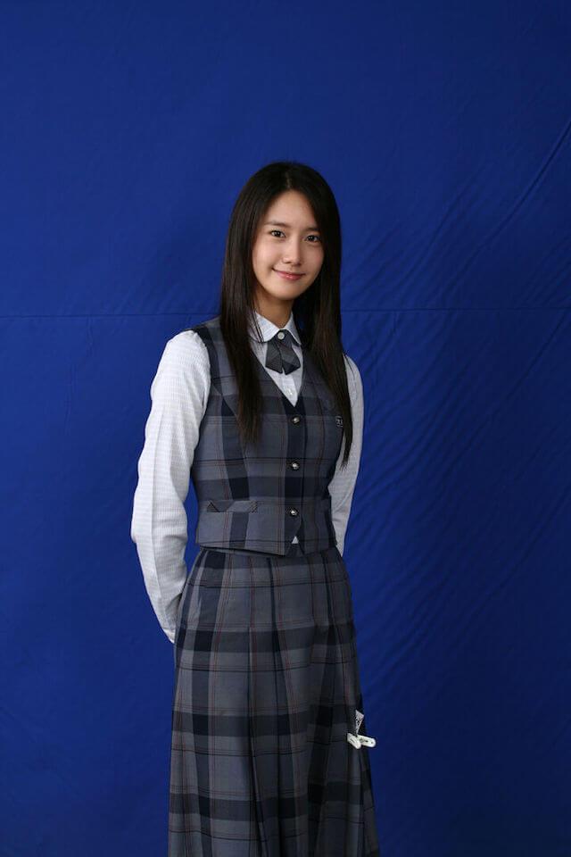 高校卒業時のユナ