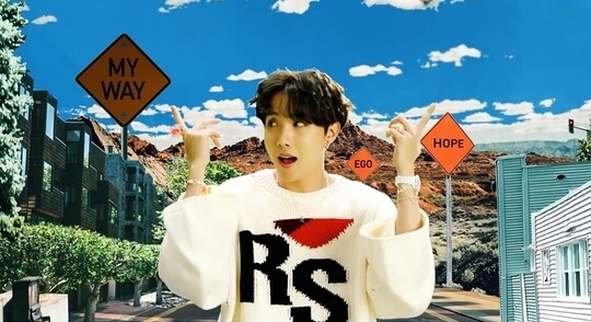 BTSホソクのソロ曲『Outro: Ego』