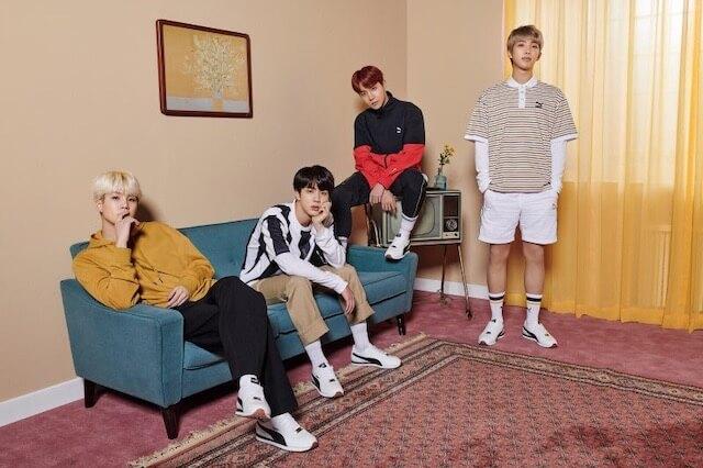 BTSのヒョンライン