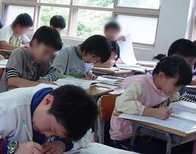 小学生のジョングク