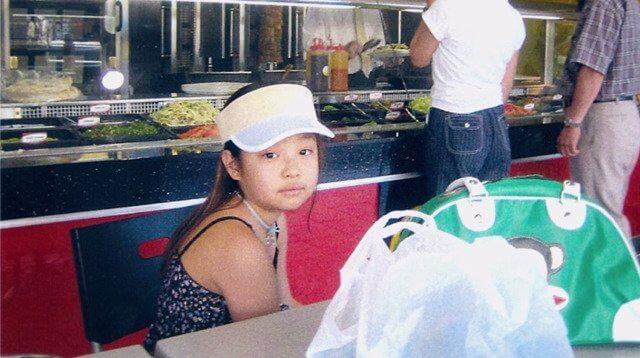 ジェニの幼少期2