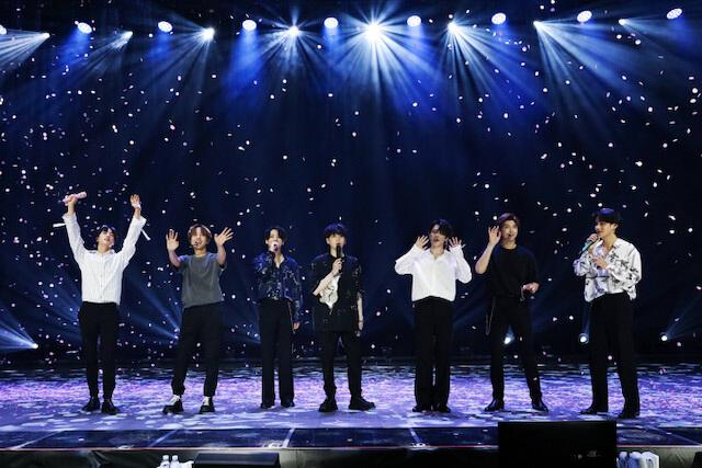 BTSのライブ