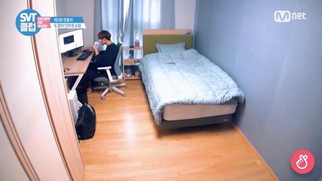 ドギョムの部屋